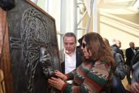 ALTI NOKTA KÖRLER DERNEĞİ - Konyaaltı'nda 'Gören Eller Rölyef Sergisi' Açıldı