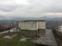 KANALİZASYON - Köy Deposuna Müdahale Edildi