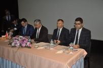 MURAT ÖZDEMIR - Köylere Hizmet Götürme Birliği'nin Olağan Meclis Toplantısı Yapıldı
