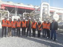 BITIRME PROJESI - KTO Karataylılara Jeotermal Enerji Teknik Gezi