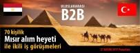 ASKERI DARBE - KTO Konya-Mısır İş Formuna Ev Sahipliği Yapacak