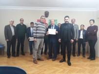 MÜZİK ALETİ - Kursiyerler 'Bağlama Kursu' Sonunda Sertifikalarını Aldılar