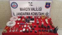 Mardin'de Mühimmat Ele Geçirildi