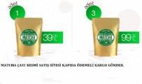 ÇİN - Matcha diet çayı kullanımı ve yorumları