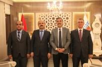 MUSTAFA AKGÜL - Müsteşar Yardımcısı Avşar'dan Ahlat'a Ziyaret
