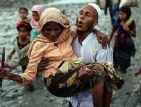 BANGLADEŞ - İki ülke arasında Arakanlı Müslümanlar anlaşması