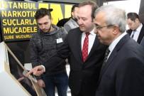 MADDE BAĞIMLILIĞI - 'Narkotik Eğitim Tırı' Kırklareli Üniversitesi'nde