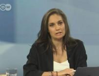 ALMANYA - Nevşin Mengü'ye Deutsche Welle kucak açtı