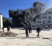 TURGUTREIS - Okulun yakıt tankı patladı