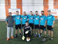 ÖZALP BELEDİYESİ - Özalp Belediyesi Halı Saha Futbol Turnuvası