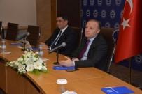 MUSTAFA ÜNAL - Rektör Ünal, Oda Başkanları İle Buluştu
