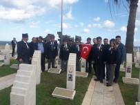 TÜRKİYE - Salihlili Gaziler, 44 Yıl Sonra Kıbrıs'ta