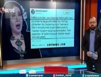 NUR YERLITAŞ - Şehit yakınları canlı yayında Nur Yerlitaş'a isyan etti
