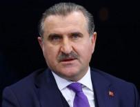 GENÇLİK VE SPOR BAKANI - Spor Bakanı Osman Bak: Bir Arda kolay yetişmiyor