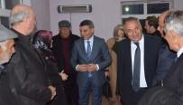 KANALİZASYON - Tatvan'da 'Halk' Toplantısı