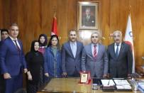 HÜSEYIN AVCı - TCDD 5. Bölge Müdürü Üzeyir Ülker Emekliye Ayrılıyor