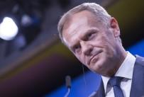 GÜRCİSTAN BAŞBAKANI - Tusk, Ukrayna Devlet Başkanı Poroşenko İle Görüştü