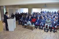 Vali Arslantaş, Erzincan'ın Tercan Ve Üzümlü İlçelerindeki Muhtarlar İle Bir Araya Geldi