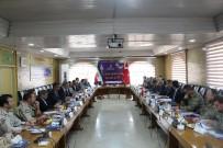 OSMAN BÖLÜKBAŞI - Vali Elban, İran'da 83. Alt Güvenlik Komite Toplantısına Katıldı