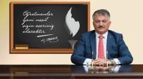 ERSIN YAZıCı - Vali Yazıcı, Öğretmenler Günü'nü Kutladı