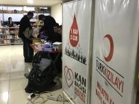 KAN BAĞıŞı - Yeni Hamle Eğitim Kurumlarından Kan Bağışı Kampanyası