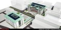 SIVIL TOPLUM KURULUŞU - Yeni Hükümet Konağı Yapımı Çalışmasında Atatürk'ün Büstü Valilik Binasına Alınacak
