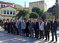 BELEDİYE BAŞKAN YARDIMCISI - 24 Kasım Öğretmenler Günü Çeşme'de Törenle Kutlandı