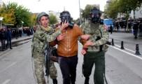 OLAĞANÜSTÜ HAL - Adıyaman'da Tütün Eyleminde Çıkan Olaylarda 96 Kişi Gözaltına Alındı
