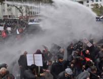 BASIN AÇIKLAMASI - Adıyaman'da tütün protestosuna müdahale