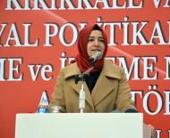 ENGELLİ MEMUR - Aile Bakanı Kaya Açıklaması 'Kılıçdaroğlu Tüm Kadınlardan Özür Dilesin'