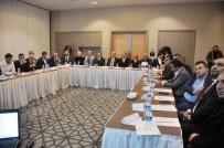 CEVDET YILMAZ - AK Parti 'Şehirlerin Ekonomik Beklentileri' Forumu