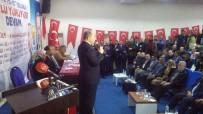 RECEP AKDAĞ - AK Parti Tekman İlçe Kongresi Yapıldı