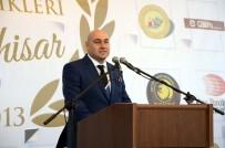 AHMET ŞEFİK - Akhisar, Sofralık Zeytine Prim Bekliyor