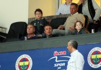 ALI KOÇ - Ali Koç, Fenerbahçe Doğuş - Khimki Moscow Maçında