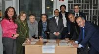BAŞKONSOLOSLUK - Almanya'da Türkçe'nin Seçmeli Ders Olabilmesi İçin İmza Kampanyası Düzenlendi