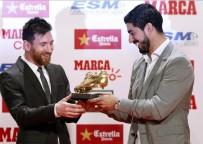 MARCA - Altın Ayakkabı Messi'nin