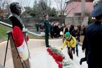 TERÖR EYLEMİ - Ankara'da Andrey Karlov Anıtı Açıldı