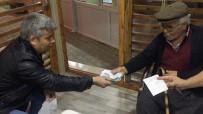 SARıLAR - Antalyalı Pazarcı 1 Haftada 2 Kez Para Buldu