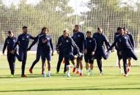 SALİH DURSUN - Antalyaspor'da Fenerbahçe Maçı Öncesi 7 Eksik