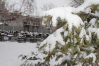 Ardahan'da Hava Sıcaklığı Eksi 17 Dereceyi Gördü