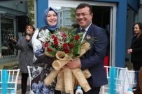 EĞİTİM MERKEZİ - Atakum'da 24 Kasım Kutlaması