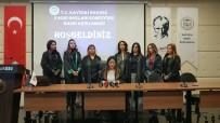 BASIN AÇIKLAMASI - Av. Çölkuşu Açıklaması 'Sadece Cinsel Şiddete Maruz Kalan Kadınların Oranı Yüzde 15,3'