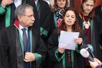 BASIN AÇIKLAMASI - Avukat Aydan Özdemir Açıklaması Kadına Yönelik Şiddette Uzlaşma Ve Arabuluculuk Düşünülemez