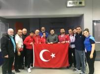 GENÇLİK VE SPOR BAKANI - Bakan Aşkın Bak, Milli Güreşçi Demirhan'ı Tebrik Etti