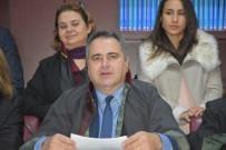 ŞİDDET MAĞDURU - Baro Başkanı Aydın Açıklaması ''Kadınlar İçin Mücadele Edeceğiz''