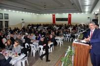 TÜRK EĞITIM SEN - Başkan Alıcık, 24 Kasım'da Öğretmenlerle Bir Araya Geldi