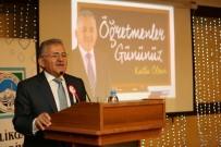 KAPALI ALAN - Başkan Büyükkılıç Öğretmenler Gününü Kutladı