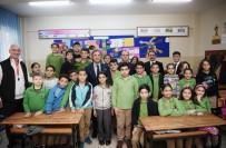 AHMET MISBAH DEMIRCAN - Başkan Demircan'dan Öğretmenler Günü Sürprizi