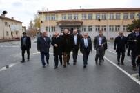 MEHMET TATAR - Başkan Memduh Büyükkılıç, Hürriyet Mahallesi'nde