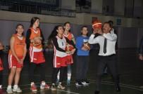 DİYARBAKIR - Başkan Tuna'dan Kadın Basketbol Takımına, Maç Öncesi Destek Ziyareti